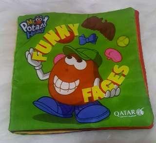Soft Book Mr. Potato Head