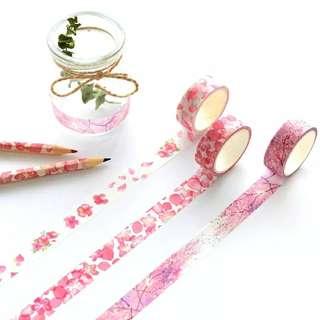 櫻花紙膠帶 Sakura Cherry Blossom Masking Tape