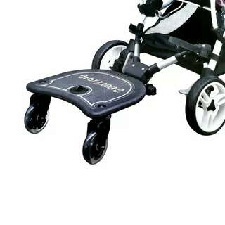 Easy X Rider Standing Stroller - Buggy Board - Double Tandem Twin