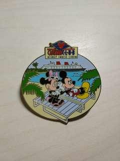 2006USA Disney pin 迪士尼襟章 徽章