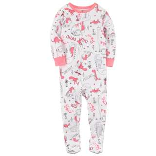 BN 18m/24m Carters 1-Piece Unicorn Snug Fit Cotton PJ