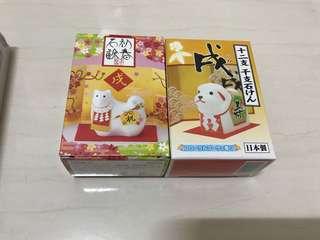 日本製 2018 狗年初春石鹼吉祥套組