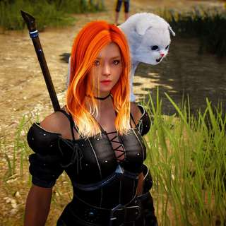 Black Desert Online SEA Berserker lv59 CHOCOLATE