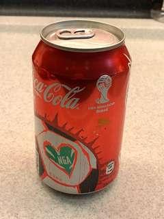 Coca-Cola 可囗可樂 2014 Fifa World Cup Brazil 世界盃 - Nigeria 尼日利亞