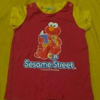 Sesame street romper
