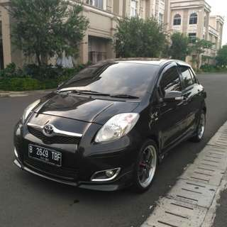 Toyota YARIS S limited 2011AT..Special Condition