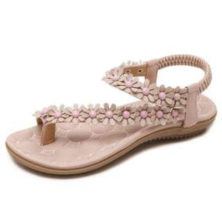 女裝波西米亞涼鞋/Women's Bohemian Sandals