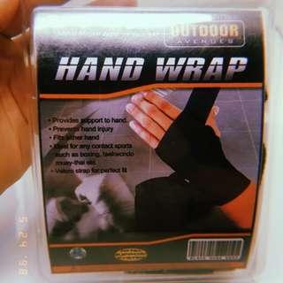 Black Hand Wraps