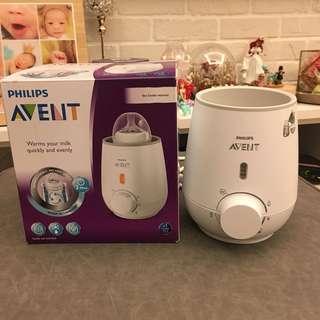 AVENT溫奶器 熱奶 解凍