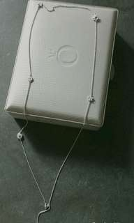 Pandora Poetic Necklace