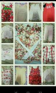 Mixed Preloved for Baby Girls