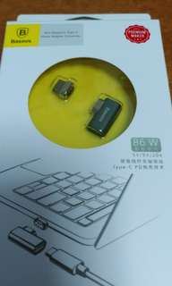 Baseus USB Type C Magnetic Adapter