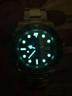 賣Rolex 116710LN 綠針