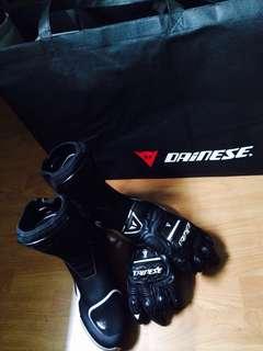 Dainese DRUIDS S-ST glove