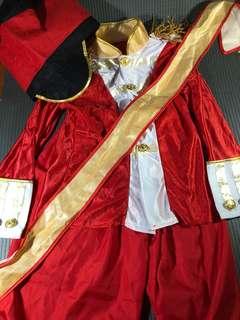 British guard costume