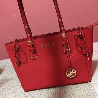 Michael Kors Red Handbag (Replica)