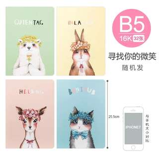 Notebook Creative 4 for S$5
