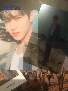 JBJ New Moon Photocard