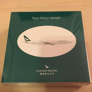 Cathay Pacific New Livery Design B777-300 (1:500)