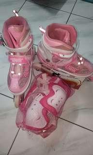 Sepatu roda 3 anak-anak