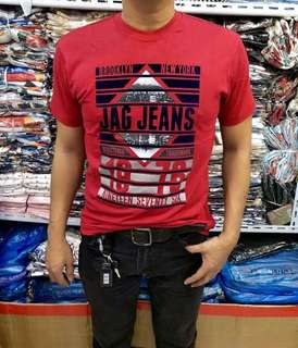 Jag Original Excess Branded Overruns Tees (for him)