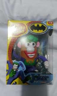 Mr Potato Head Joker Marvel DC