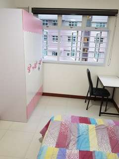 Common Room for Rent at Blk 318B Yishun Ave 9 (MRT: Yishun)