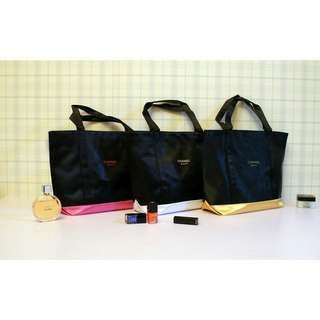 COMPLIMENTARY CHANEL SILKY TOTE