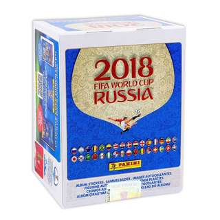 Panini World Cup stickers