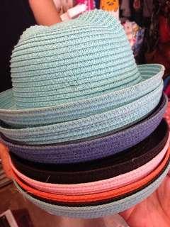 🚚 寶寶草帽