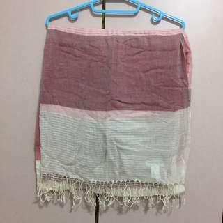 🚚 Net 圍巾 #100元好物