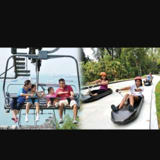 Cheapest Luge and skyride tickets