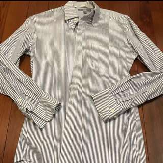 Uniqlo 線條襯衫
