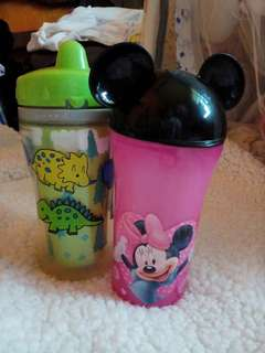 Original Drinking tumblers preloved