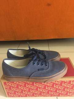 Vans (Washed Canvas)