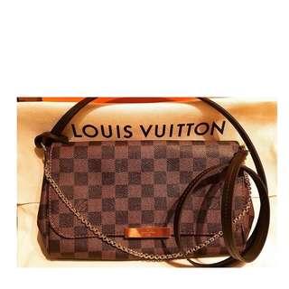 Authentic Louis Vuitton Favorite Damier MM