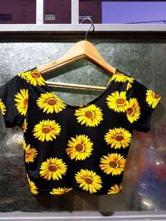 SUNFLOWER TOPS