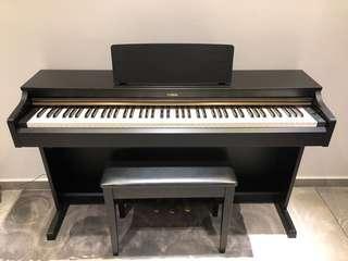 Yamaha Digital Piano YDP 162