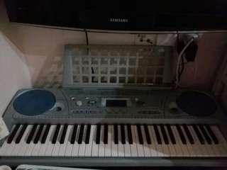 Yamaha 電子琴五成新💥🖒