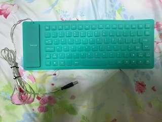 Virtually Indestructible Keyboard