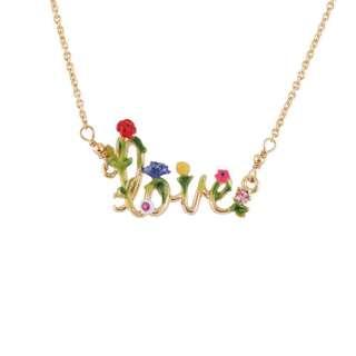 Les Nereides love necklace