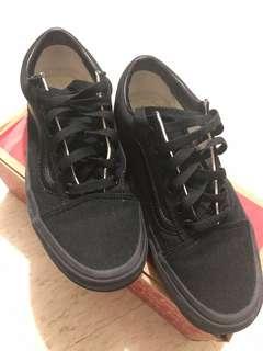 Vans Shoes 全黑👟