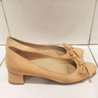 Torresin Nude Block Heels size 37
