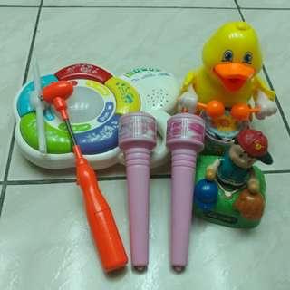 二手音樂玩具