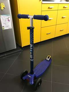 Micro maxi kids scooter