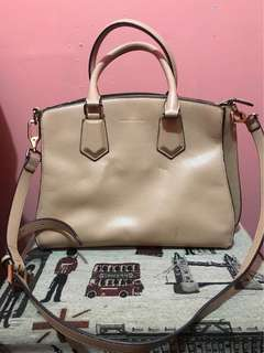 Charles & Keith bag with sling strap