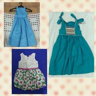 Toddler dress bundle