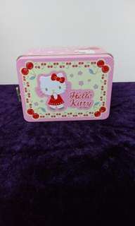 懷舊Hello Kitty 音樂鐵盒