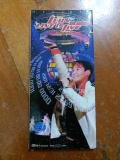 LEON 演唱會 VCD 50元有意聯繫。