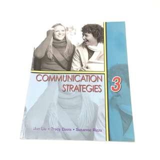 Communication strategies3